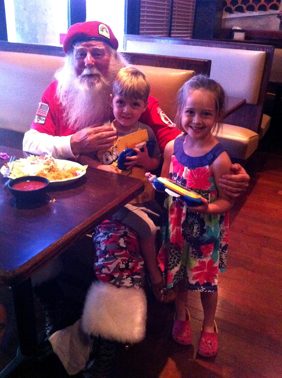 How Santa Spends His Memorial Day<br />   -  May 30<br />   -  Day 150
