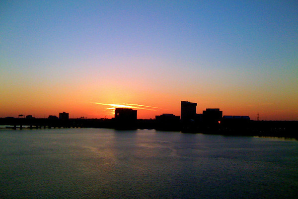 Gator Sunset<br />   -  February 11<br />   -  Day 42