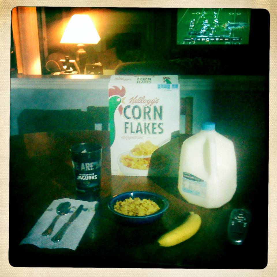 Breakfast For Dinner<br />   -  September 12<br />   -  Day 255