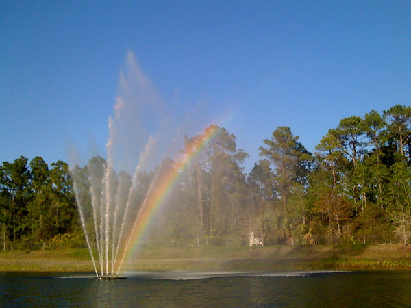 The Rainbow Fountain<br />   -  March 11<br />   -  Day 70