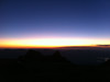 Taken with my iPhone.<br /> <br /> Dawn from the LeConte Plateau.
