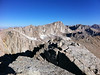 Taken with my iPhone.<br /> <br /> Mt. Mallory summit view.<br /> <br /> The Sierra crest.