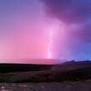 Pink Rain in El Paso