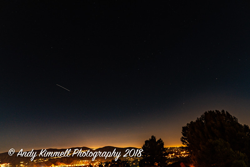 ISS Sept 23rd 2018
