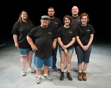 Crossroads repertory theatre