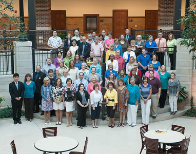 2012-13 faculty for the Bayh College of Education