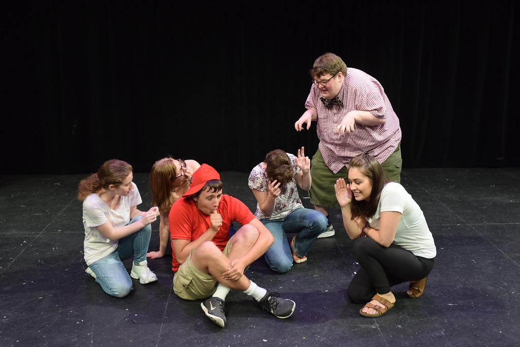 Crossroads Rep children's production, 'The Big Bad Bullysaurus' to address bullying