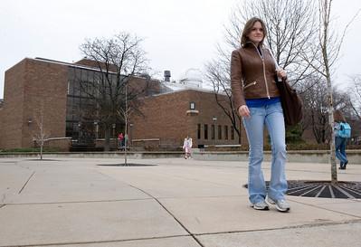 student feature, campus