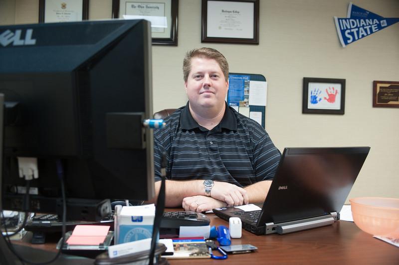 Jim Johnson, Director<br /> Instructional & Information Technology Services
