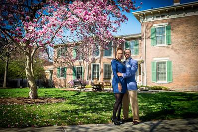 Scott and Lucy Jones