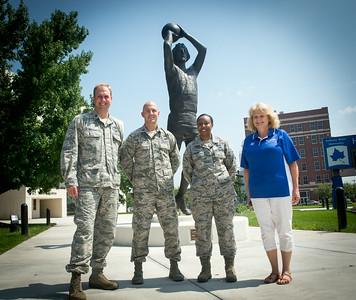 ROTC group 2014