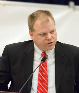 ISU Economics Professor Robert Guell.