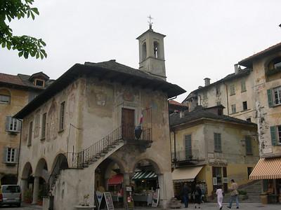 ITALIE DU NORD MAI 2003
