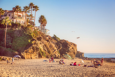 Laguna Beach Afternoon