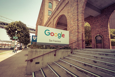 Google, San Francisco