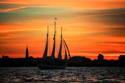 Hearts Adrift On An Endless Sea
