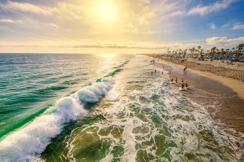 We Fell In Love By The Ocean
