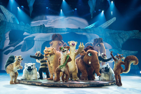 Ice Age Live! A Mammoth Adventure