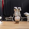 14-09-2012 Utrecht, Perspresentatie ICE AGE LIVE    DVD 195<br /> Perspresentatie van ICE AGE LIVE in de Stage Entertainment Touring Productions Studio. Polar beren - karakters in de animatiefilm<br /> Foto en copyright: Foto Leo Vogelzang BV