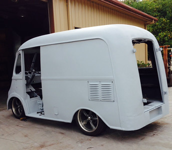 Ice Cream Truck Build