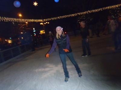 Ice Skating Venice