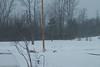 New pole - Taken Tuesday morning.