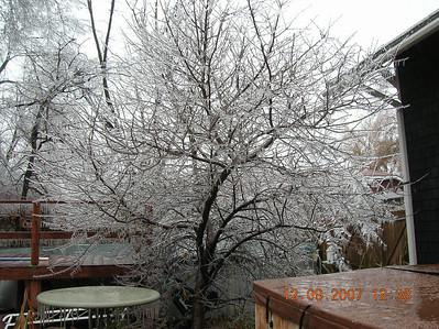 Ice Storm Dec 10 2007