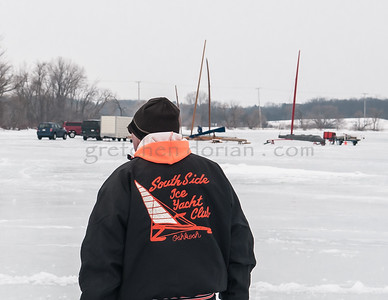 South Side Ice Yacht Club - Been There! Done That!