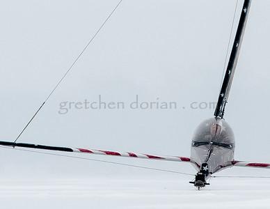 John Dennis | Skeeter Iceboat | U 194 2013 NIYA | Green Lake, WI