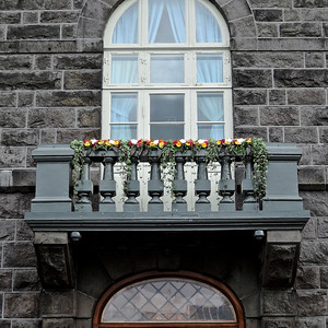 Window box garden