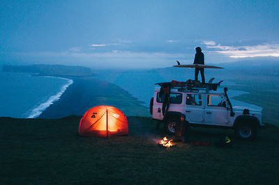 2012, chris burkard photography, iceland, lucas gilman, land rover, surfing iceland