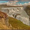 Gullfoss, View from above