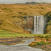 Skógafoss waterfall - 1