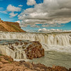 Gullfoss, Golden Falls, part of the Golden Circle