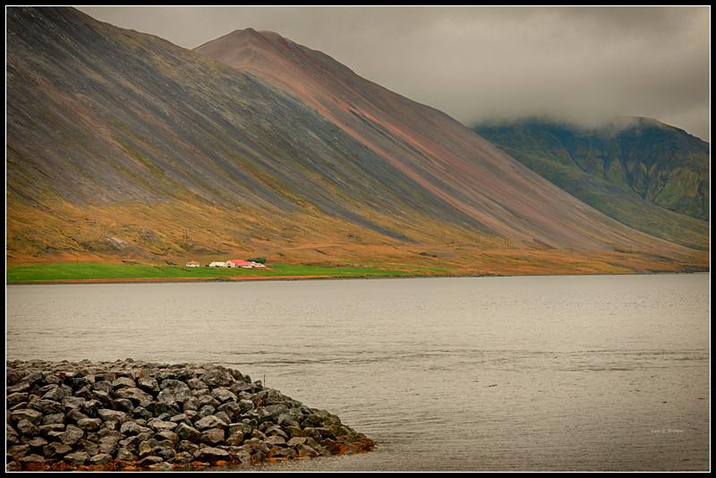 Farm near Grundarfjörður