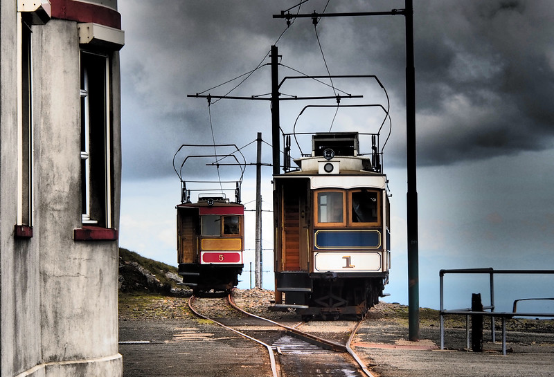The Snaefell Mountain Railway