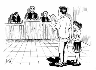 Illustrations - Child Rights
