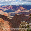 Grand Canyon, South Rim - old shot, reprocessed