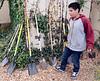 Garden Los Arboles Middle School