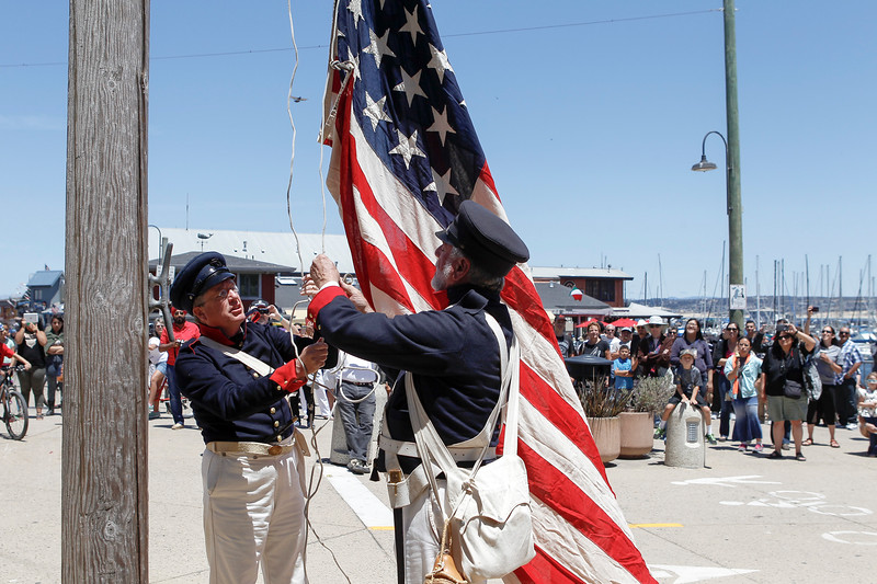 The 169th Annual Sloat Landing Commemoration