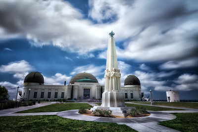 """Kepler's Morning Dream"" Griffith Observatory, Los Angeles, CA"