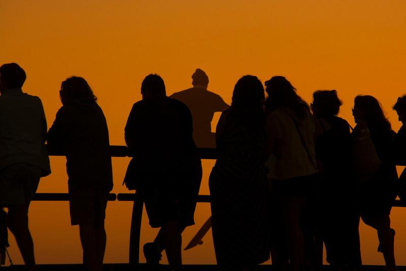 Skate Park Spectators~<br /> <br /> Venice Skate Park, Venice Beach, CA.
