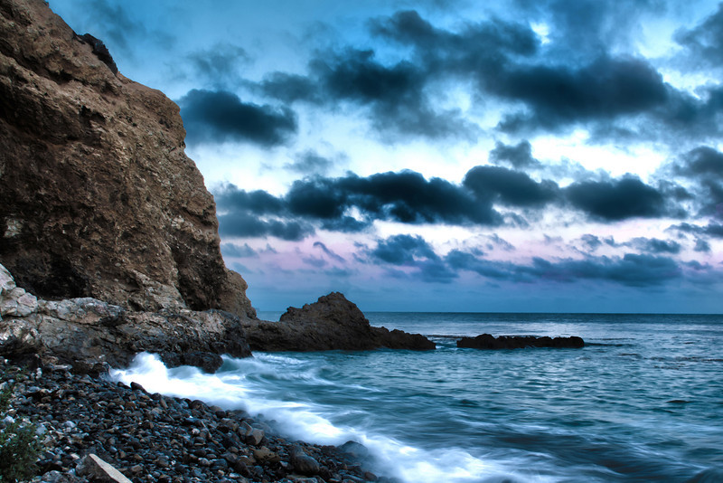 Blue Lagoon~<br /> <br /> at Terranea resort in Palos Verdes, CA.