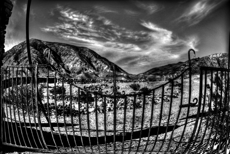 Ghost Town Graveyard~<br /> <br /> Calico Ghost Town located in Yermo, Ca. (Mohave desert)<br /> founded in 1881 as a silver mining town.