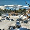 Sprague Lake Winter~ Rocky Mountain National Park