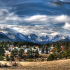 Snow Globe~<br /> <br /> Estes Park, CO<br /> <br /> The charming village of Estes Park, Co.  If you haven't been, you're missing out!