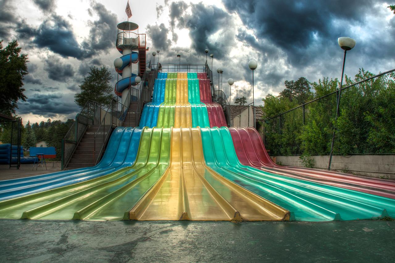 The Big Slide~ Estes Park, CO.
