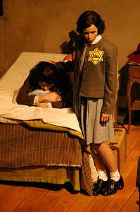 Diary of Anne Frank. (Student production, 2007)