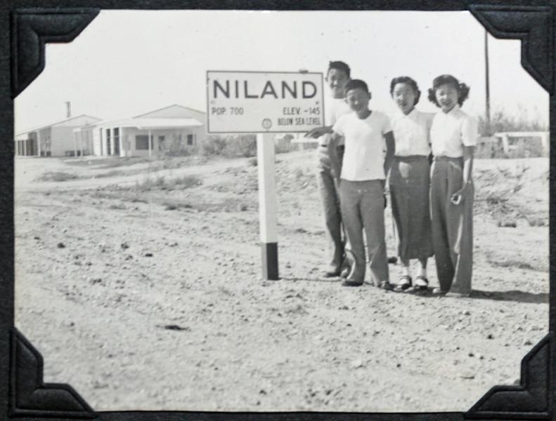 1953 Niland - Yamasaki Family