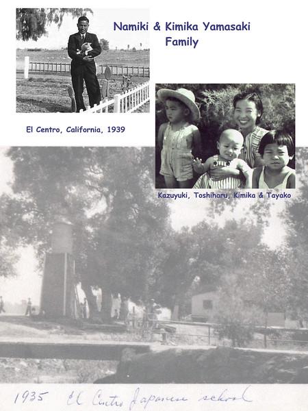 Nikmiki Yamasaki's Family